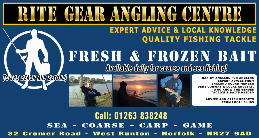 fishing tackle norfolk